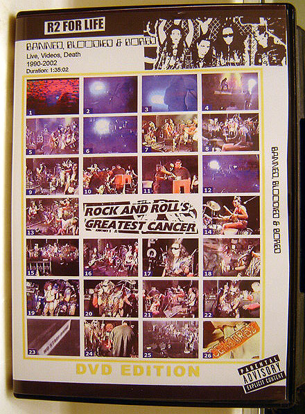 Rebel Rebel DVD