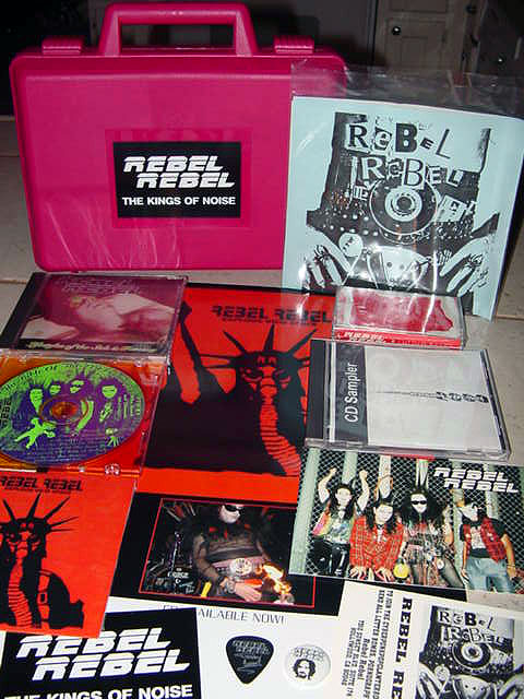 Rebel Rebel Box Set
