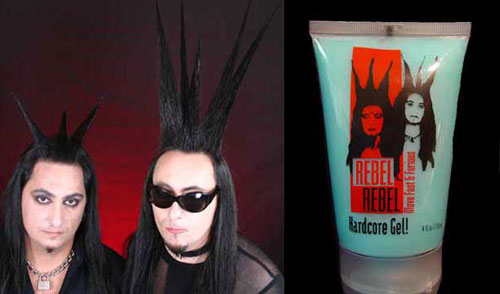Rebel Rebel Hair Gel