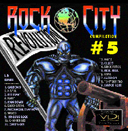 Rock City Compilation 5
