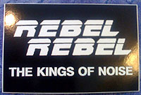 Rebel Rebel Sticker